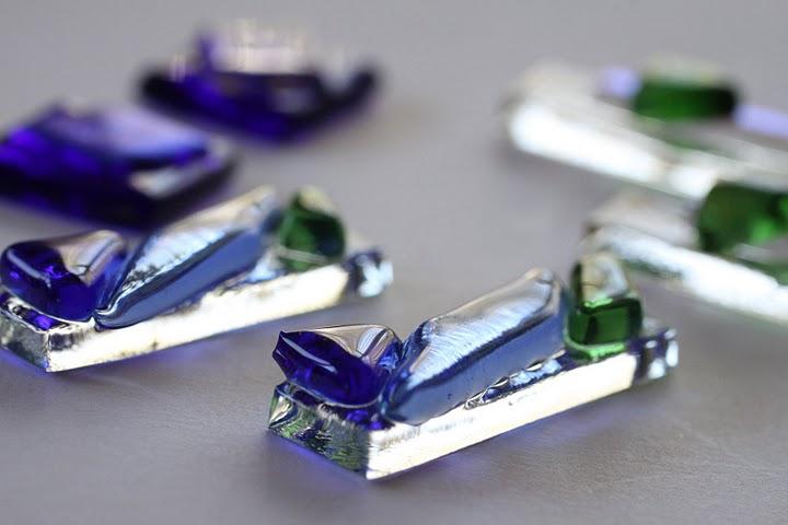 Glass Earrings?