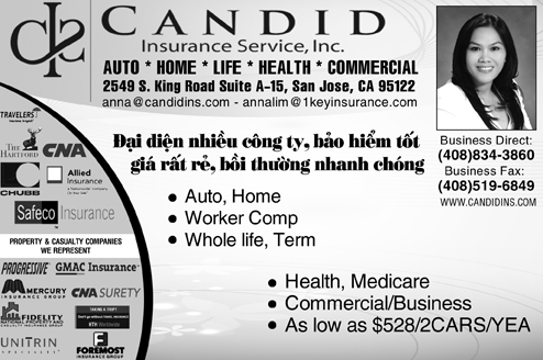 Candid Insurance - Original Ad
