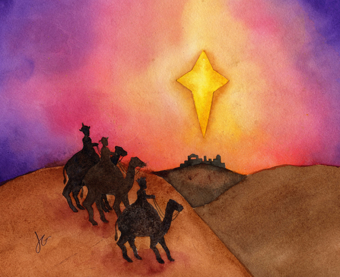 The Wisemens' Journey
